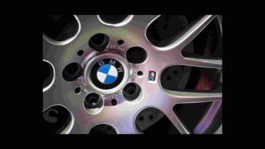 【超簡単】BMWのホイール汚れの洗い方と対策